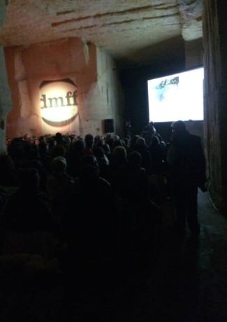 Dutch Mountain Film Festival underground