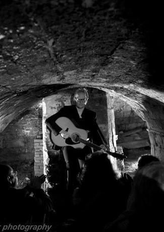 Concerts deep underground