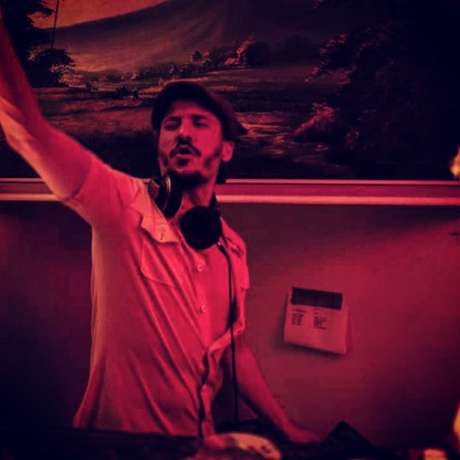 DJ Le Triporteur at Antitapas Nights