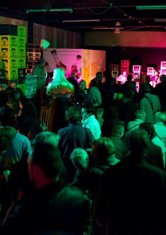 Concerts on unusual spaces