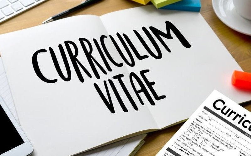 CV Writing Review/New