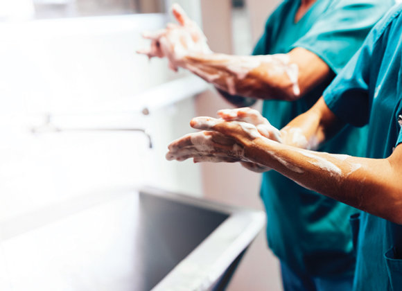 Infection Control Advanced in Care