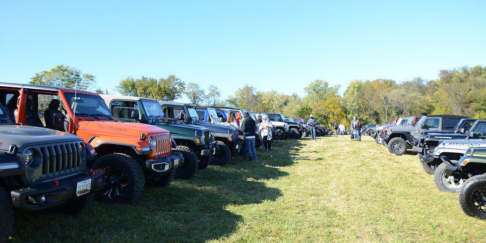 Jeep Fest For St. Jude