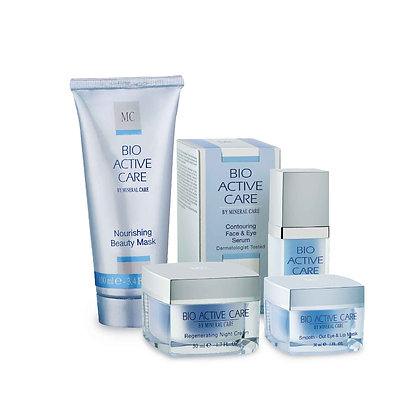 Bio Active Skin Nourishing Nightly Ritual Set