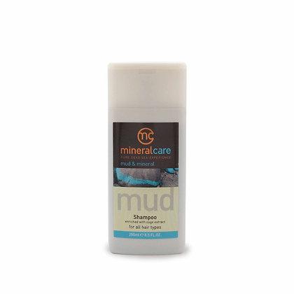 Mud & Mineral Shampoo 250ml 死海泥及礦物洗髮水 250ml