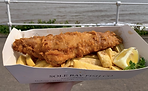 Fish and chips southwold