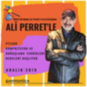 Ali Perret