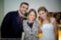 Depoimento Thati - SuperVIP Assessoria, Cerimonial e Decoração de Casamentos - Cerimonialista e Decoradora Renata Delduque