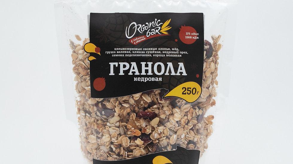 """Гранола """"Кедровая"""""""