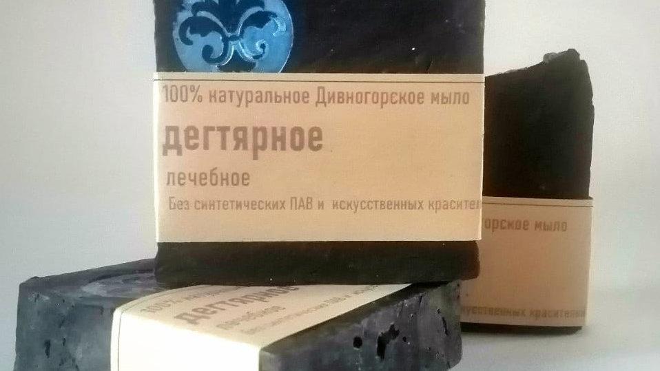 """Мыло """"Дегтярное"""""""
