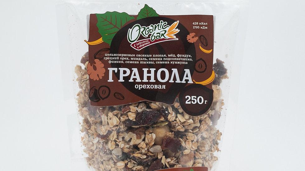 """Гранола """"Ореховая"""""""