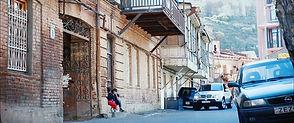 The Neighborhood located in Tbilisi, Geo