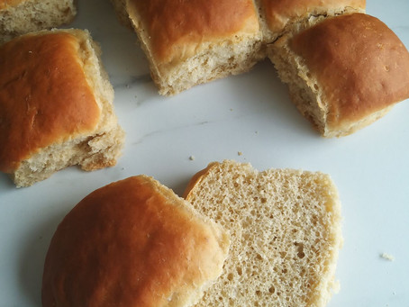 Soft Rolls (pull-apart-bread)