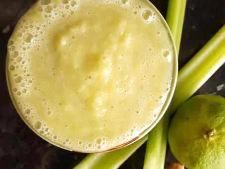 Creamy detox smoothie