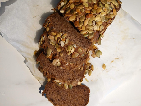 Banana bread – super spongy & moist