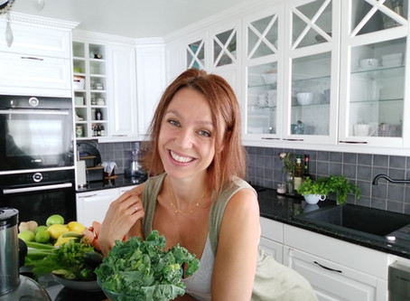 Juicing - to boost energy, improve digestion, skin & get into positive habits