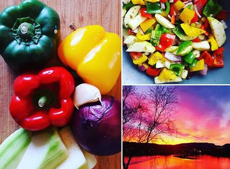 Easy mix of veggies