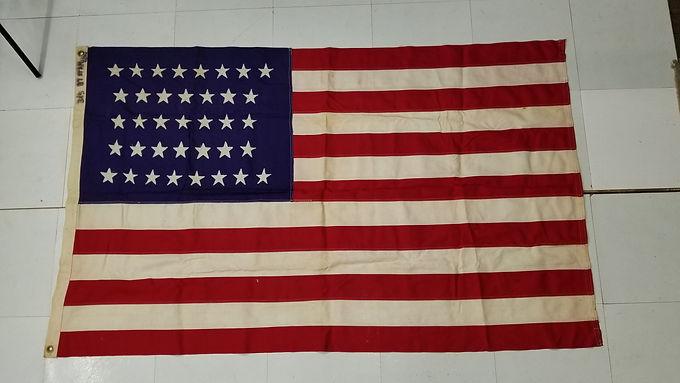 American Flag - 37 Stars