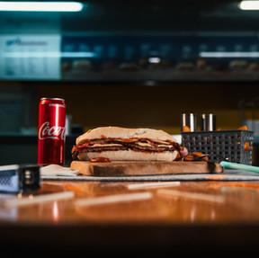 Toni Spezial Burger