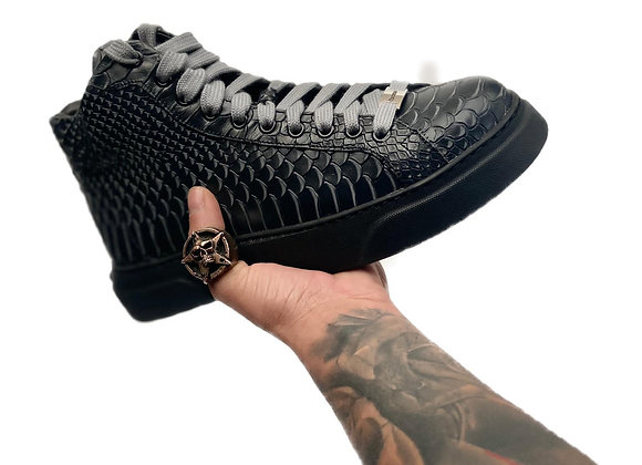 High Top Sneaker Snake