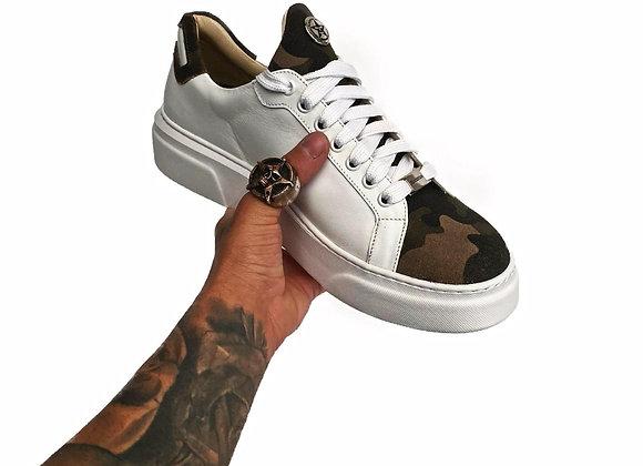 Urban Sneaker Military Tongue