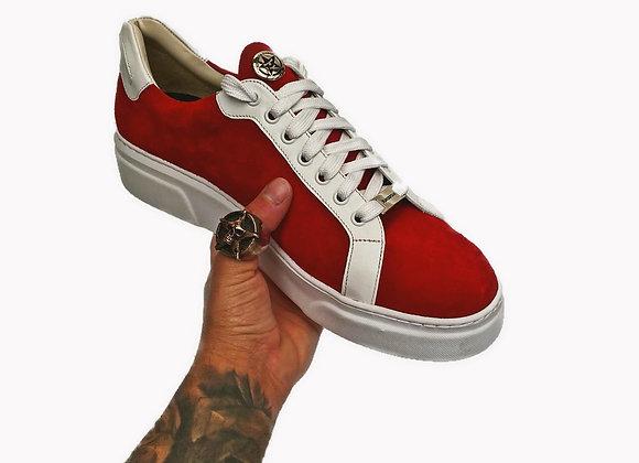 Urban Sneaker Red