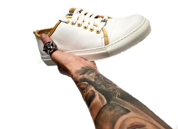 Urban Sneaker Yellow Contour