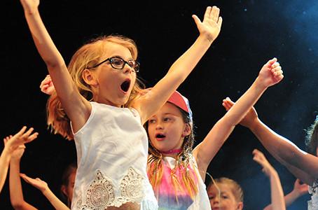 Kidz und Teenies - unsere Jugend tanzt!