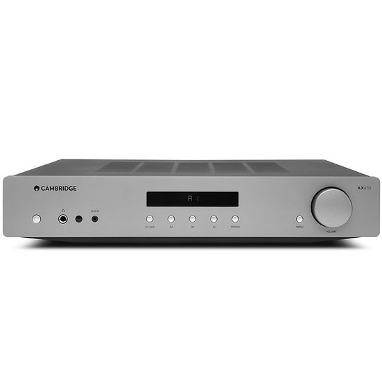 Cambridge Audio AXA35 Integrated Amplifier W/ Built-In Phono Stage (Each)
