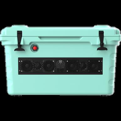 Wet Sounds SHIVR-55 Seafoam Bluetooth Soundbar Cooler