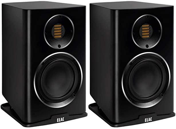 ELAC Carina BS243.4 2-Way Bookshelf Speakers (Pair)