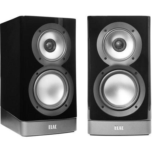ELAC Navis ARB-51 3-Way Powered Bookshelf Speaker (Pair)