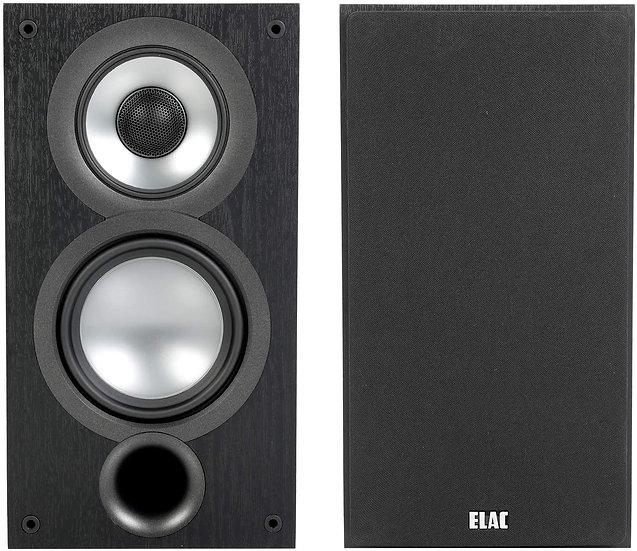 ELAC Uni-Fi 2.0 UB52 Bookshelf Speakers (Pair)
