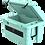 Thumbnail: Wet Sounds SHIVR-55 Seafoam Bluetooth Soundbar Cooler