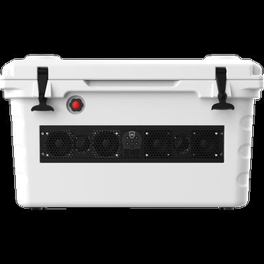 Wet Sounds SHIVR-55 White Bluetooth Soundbar Cooler