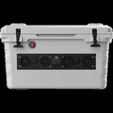 Wet Sounds SHIVR-55 Gray Bluetooth Soundbar Cooler