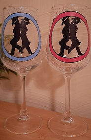 cowboy and cowgirl wine glasses.jpg