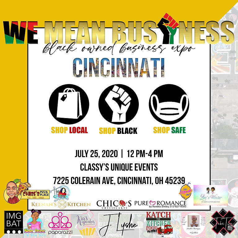 We Mean Business Cincinnati