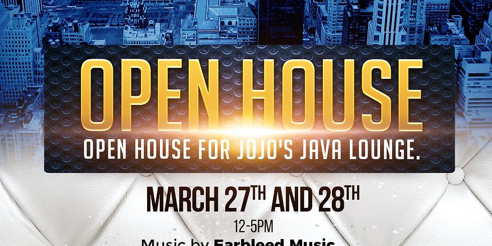 JoJo's Java Lounge Open House