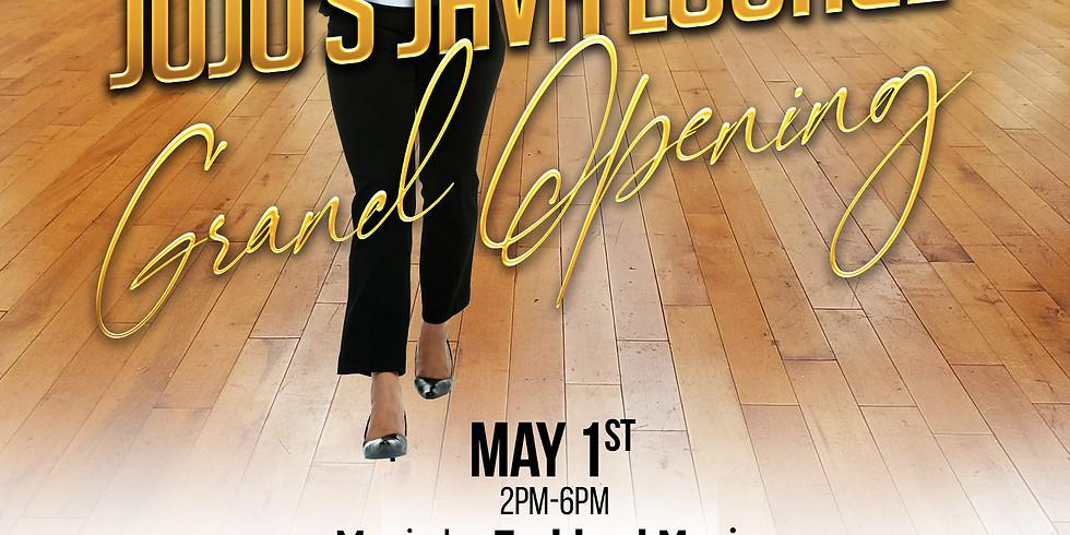 JoJo's Java Lounge Grand Opening
