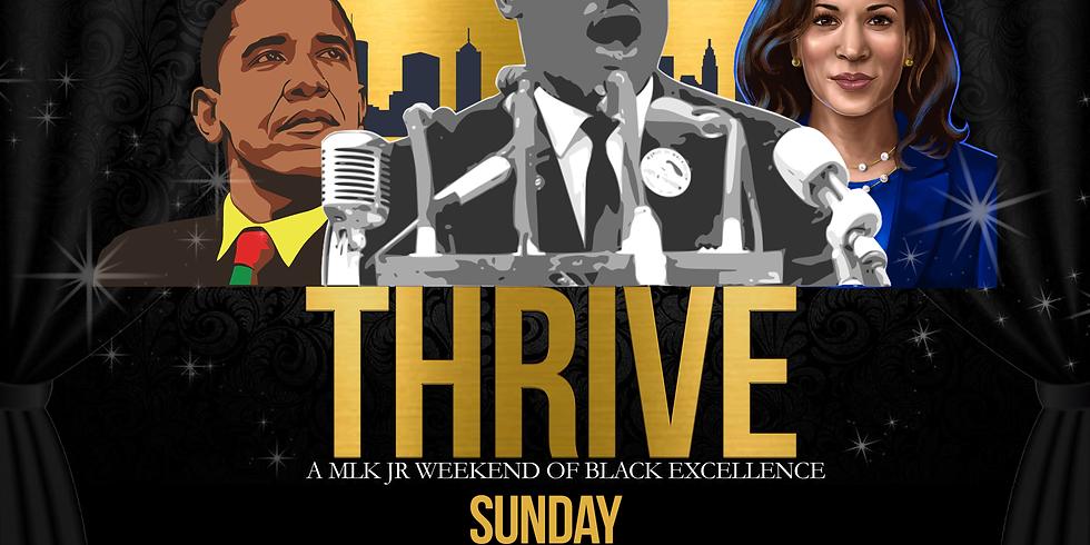 THRIVE: MLK Jr Weekend Event