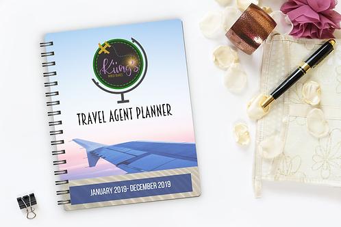 Printable Travel Agent Planner