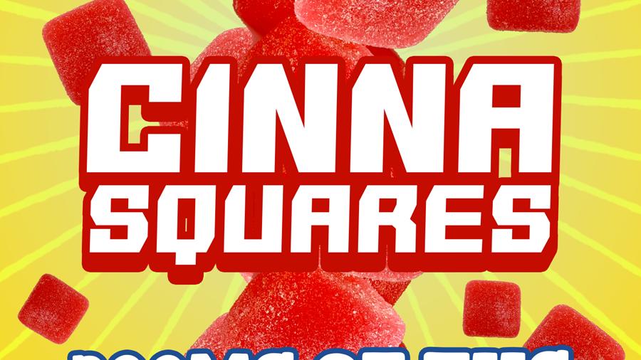 Cinna Squares 50mg/300mg