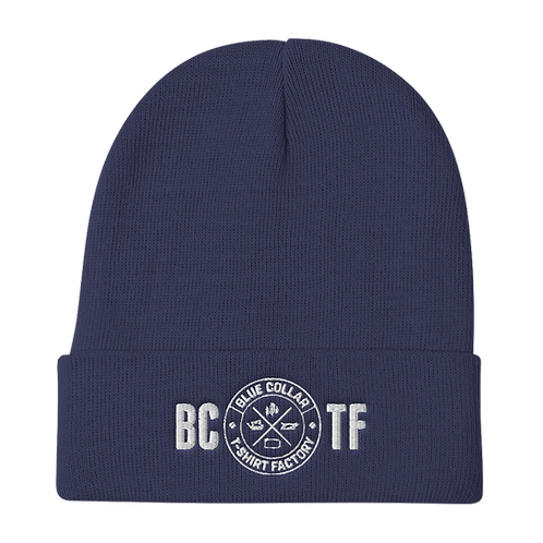 BCTF Embroidered Beanie
