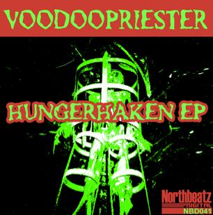 Voodoopriester - Hungerhaken EP