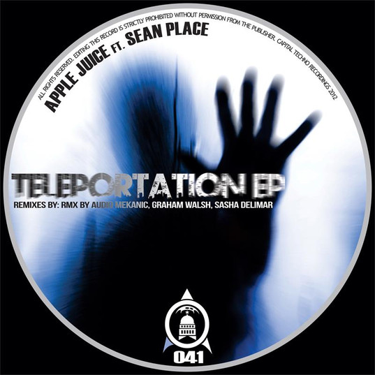 Apple Juice Feat. Sean Place - Teleportation EP