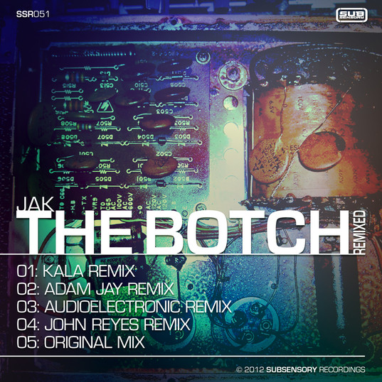 JAK-The Botch RMX