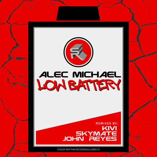 Alec Michael - Low Battery EP