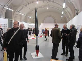 BilderBuch Weihnachtsmarkt im designforum, Museumsquartier, Wien