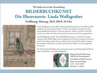 Ausstellung Linda Wolfsgruber